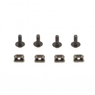 DTK Boot screw & washer (4pcs)