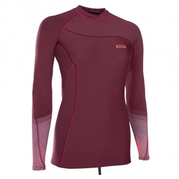 ION Neo Top Women 2/1 LS Dark Berry S (2018)