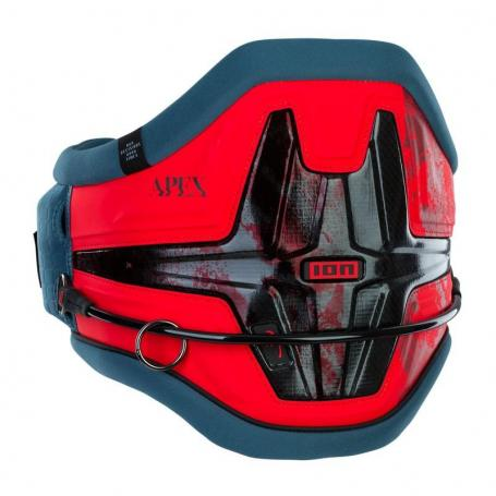 ION Harnais Apex 8 Red XS (2021)