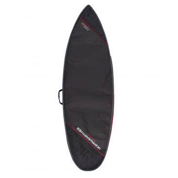 """O&E Compact Day Short Cover 6'8"""" Red"""