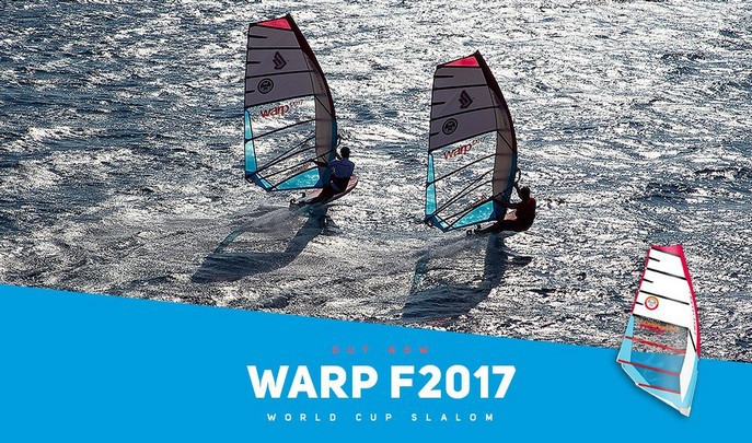 Nouvelle voile de race North Sails Warp